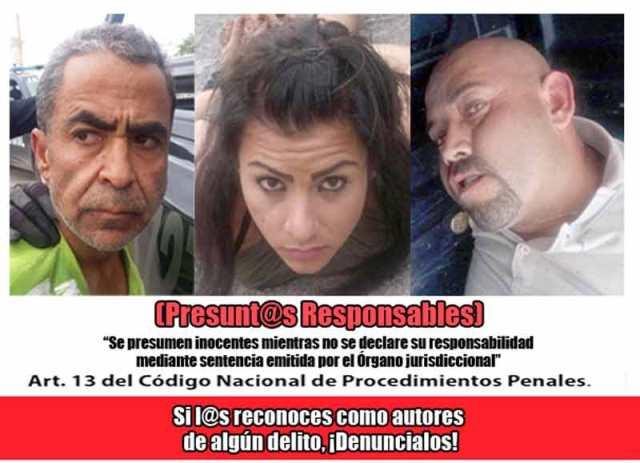 ¡Detuvieron a 3 sujetos que asaltaron y privaron de su libertad a un chofer de Uber en Aguascalientes!