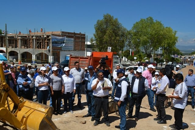 ¡Gobernador supervisó obras por 40mdp para fortalecer infraestructura turística en San José de Gracia!