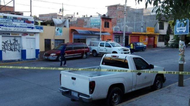 ¡Dentro de una tortillería ejecutaron a un sujeto en Zacatecas!