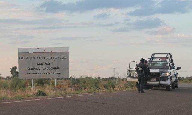 ¡Joven fue ejecutado a balazos en La Cocinera, Guadalupe, Zacatecas!