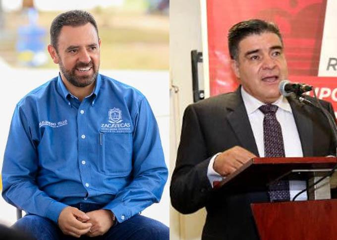 ¡Urge el apoyo de la Marina para combatir la inseguridad en Zacatecas: gobernador!