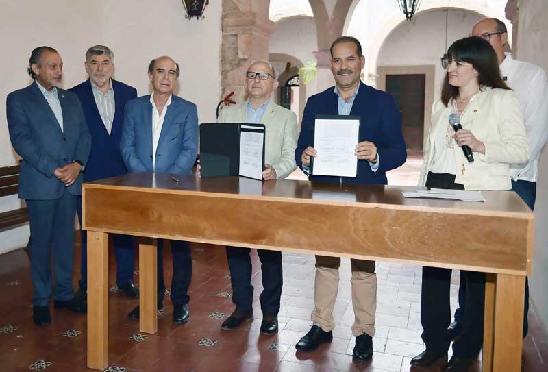 ¡Gobierno del Estado y el INAH rescatan el patrimonio cultural e histórico de Aguascalientes!