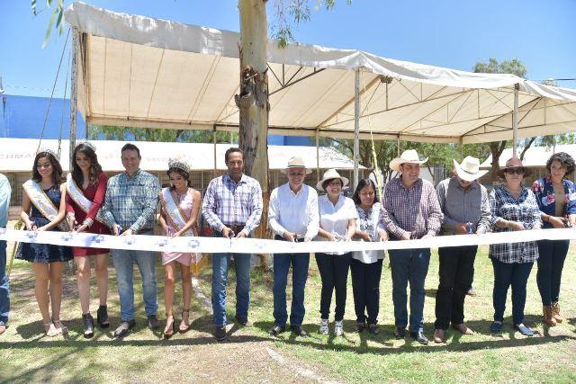 ¡Autoridades municipales de Jesús María pusieron en marcha la Zona Interactiva Familiar!