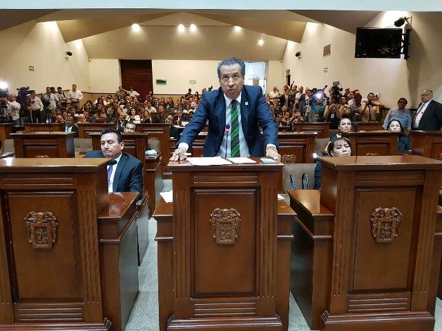 ¡Inexperiencia legislativa: PVEM!