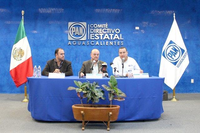 ¡Ruffo Appel se cuenta entre los aspirantes a la candidatura presidencial por Acción Nacional!