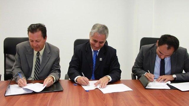 ¡Suman esfuerzos IEA e Instituto de Capacitación para el Trabajo de Aguascalientes al firmar convenio!