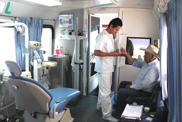 ¡Unidades Médicas Móviles brindan atención a las comunidades más lejanas!