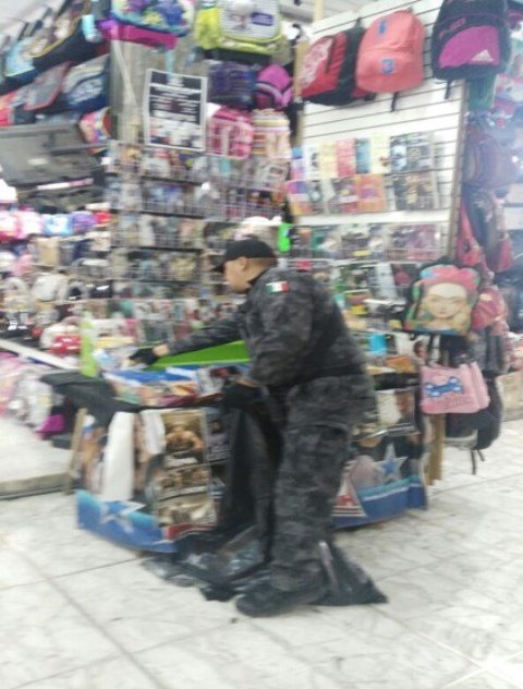 ¡Agentes federales incautan casi cuatro mil videogramas falsos en Aguascalientes!