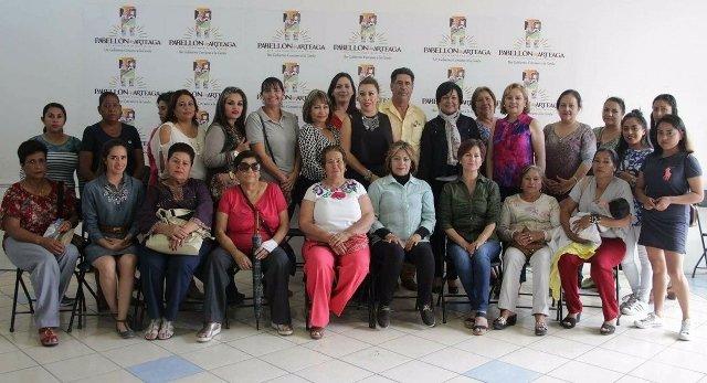 ¡Transforma Pabellón de Arteaga su Instancia de la Mujer en Instituto!