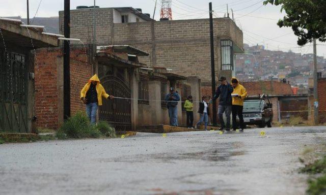 ¡De 19 balazos intentaron ejecutar a un hombre en Guadalupe, Zacatecas!