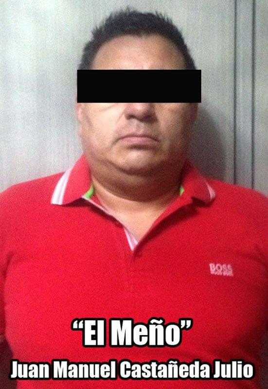 """¡Capturan a """"El Meño"""" operador financiero del CJNG en Jalisco!"""