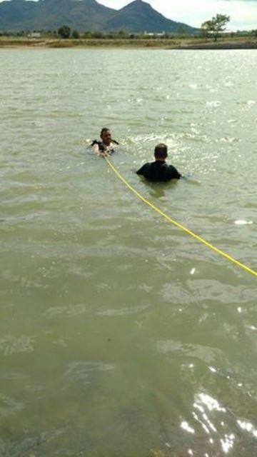 ¡Joven murió ahogado en una presa en Aguascalientes en presencia de tres amigos!
