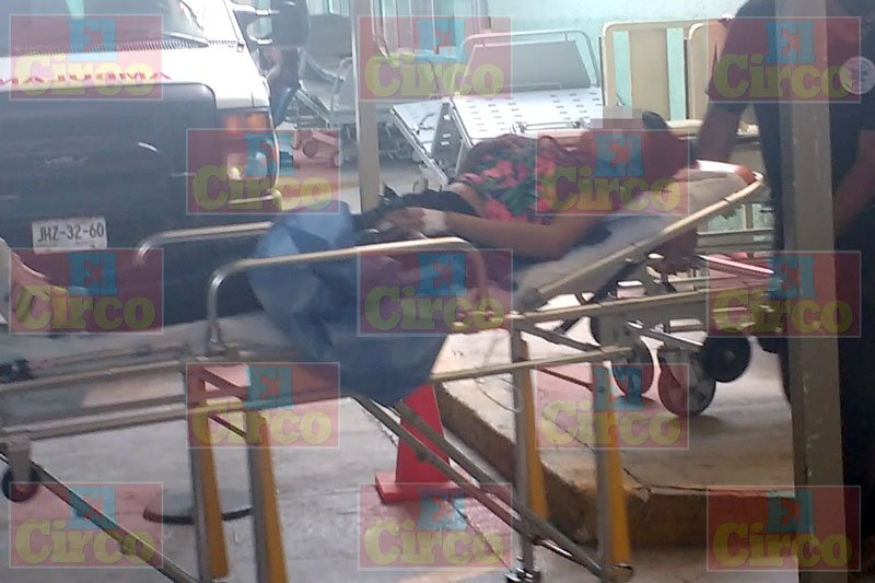 ¡Jovencita resulta lesionada tras ser agredida con una navaja en Lagos de Moreno!
