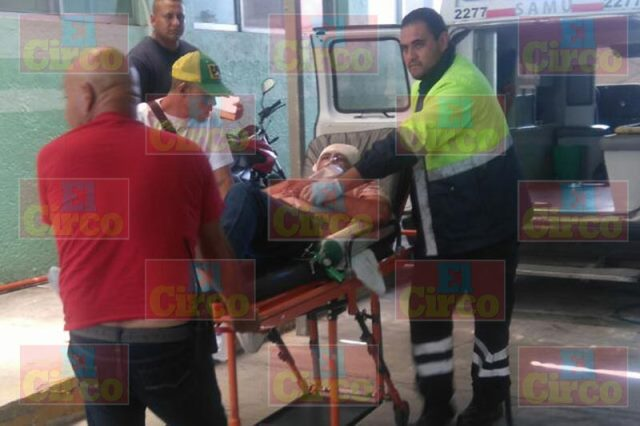 ¡Joven lesionado de gravedad tras ser agredido en Lagos de Moreno!