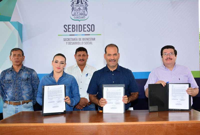 ¡Gobernador pone en marcha programa estratégico de combate a la pobreza en municipios del interior!