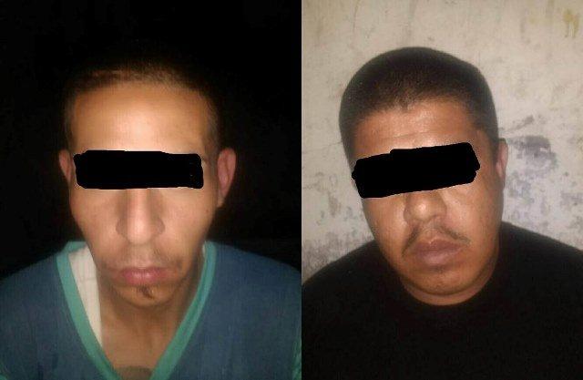 ¡Detuvieron a 2 ladrones de vehículos de León que operaban en Lagos de Moreno!