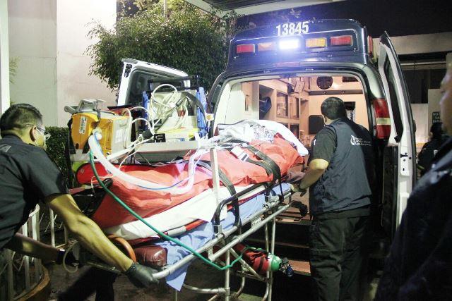 ¡Gobierno del Estado traslada a Shriners Hospitals a menor afectado por incendio!