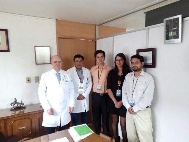 ¡Alumnos de la UAA y el Hospital Hidalgo realizan importantes investigaciones!