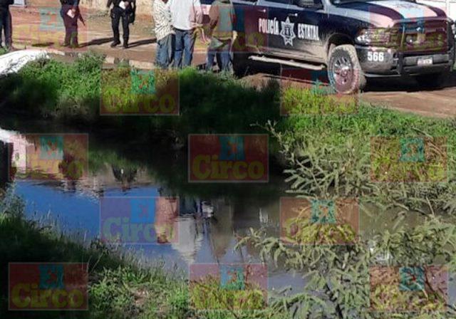 ¡Alcoholizado sexagenario murió ahogado en un canal de agua en Fresnillo!