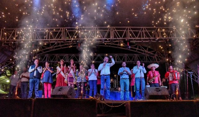 ¡Fiesta y tradición fue lo que se vivió en la Feria de los Chicahuales!