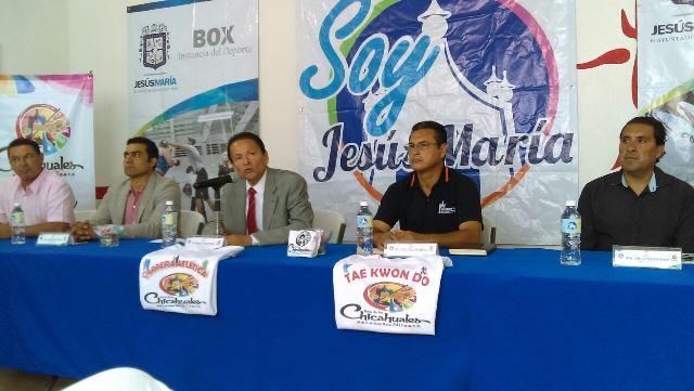 ¡Tres grandes eventos deportivos aguardan en la Feria de los Chicahuales 2017!