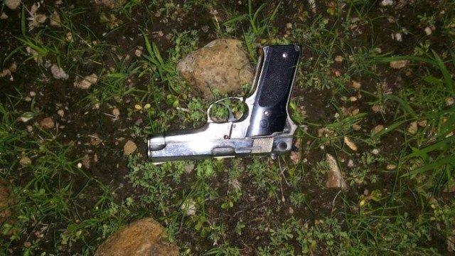 ¡Policía Estatal Preventiva detiene a un hombre y asegura arma y vehículo!