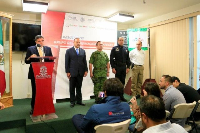¡Detuvieron a 3 secuestradores y aseguraron más de 3 toneladas de marihuana en Zacatecas!