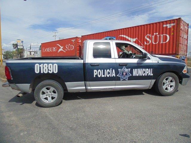 ¡Asaltan empresa transportista en Paso Blanco, Jesús María!