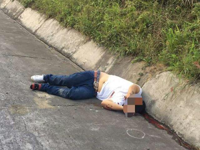 ¡Hallaron a un hombre ejecutado en una carretera en Morelos, Zacatecas!