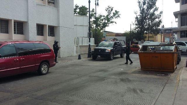 ¡Ejecutan a balazos en Aguascalientes al director de la Policía de Nochistlán, Zacatecas!
