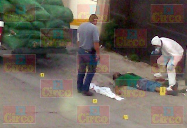 ¡Un gobierno incapaz, inseguro y bañado en sangre el de Alejandro Tello Cristerna: 15 ejecutados en 48 horas!