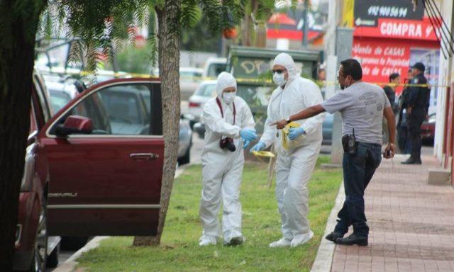 ¡Joven estuvo a punto de ser ejecutado a balazos en Guadalupe, Zacatecas!