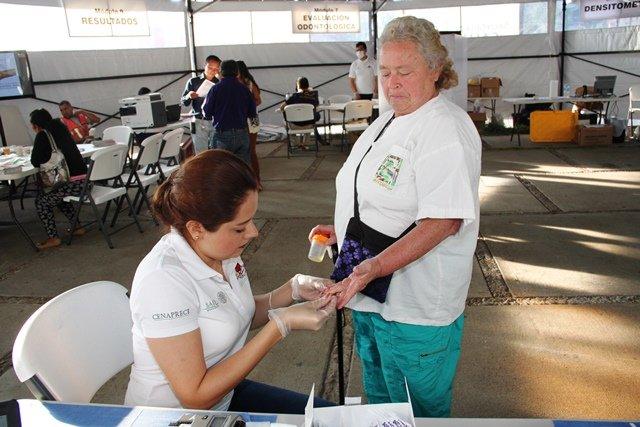 ¡El ISSEA promueve acciones a favor de la salud de adultos mayores!