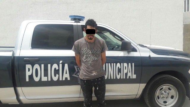 ¡Detuvieron a 4 ladrones policías municipales y ministeriales en Aguascalientes!