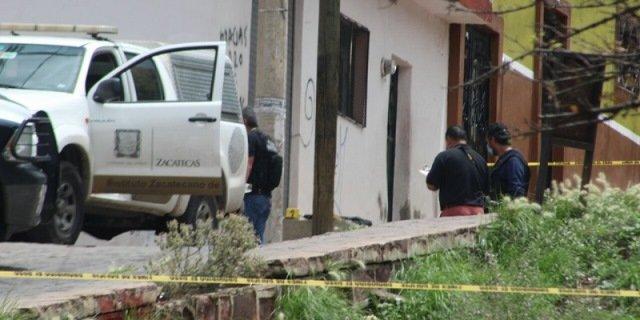 ¡Hombre fue ejecutado a balazos en la colonia Alma Obrera en Zacatecas!
