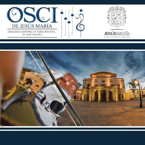 ¡Se presentarán la Orquesta Sinfónica y el Coro Infantil de Jesús María en el Teatro Morelos!