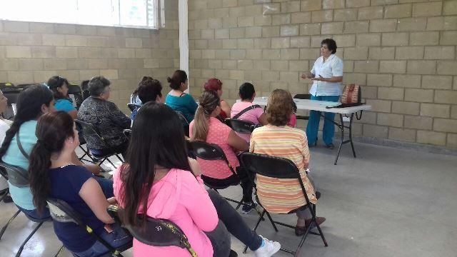 ¡Arrancaron talleres en CEDECOS de Jesús María!
