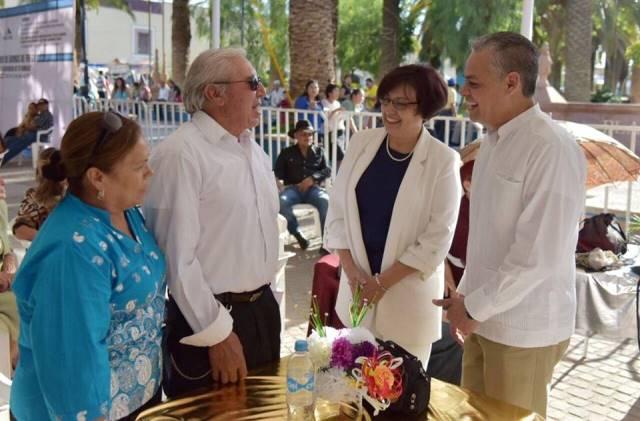 ¡Celebra el DIF Municipal a los abuelos de Jesús María!