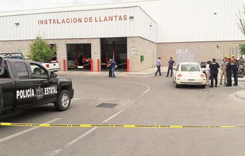 GALERIA/¡Se resistió a ser asaltado y lo balearon en Aguascalientes!