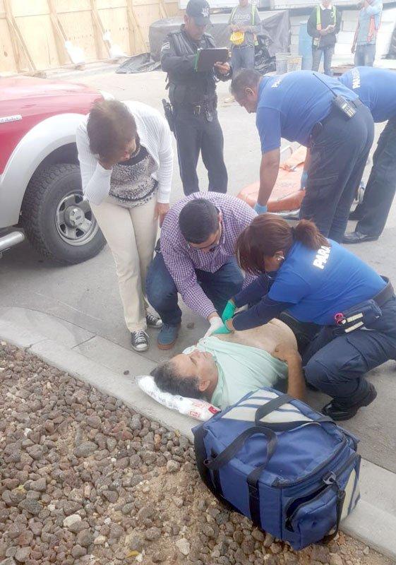 ¡Se resistió a ser asaltado y lo balearon en Aguascalientes!