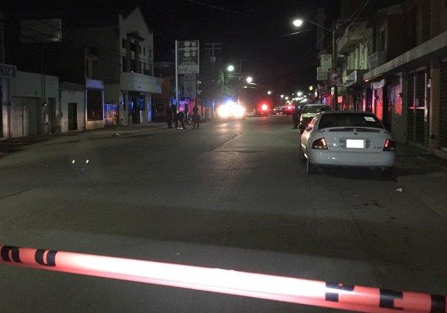 ¡Civiles armados protagonizaron balacera en el Centro de Fresnillo y alarmaron a los vecinos!