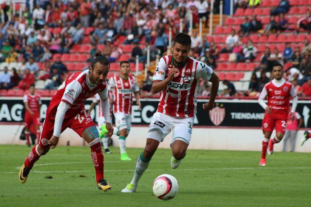 ¡Necaxa golea a Mineros y asume el liderato de su grupo en la Copa Corona MX!