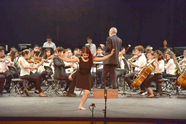 ¡En concierto de gala la OSCI dio muestra de talento y disciplina!