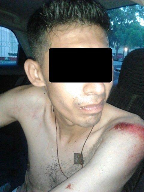¡Delincuente se salvó de ser linchado tras saquear una casa en Aguascalientes!