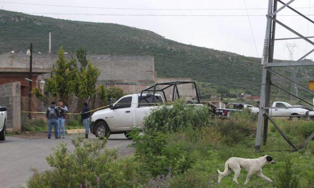 ¡Amarrado y amordazado hallaron a otro hombre ejecutado en Zacatecas!