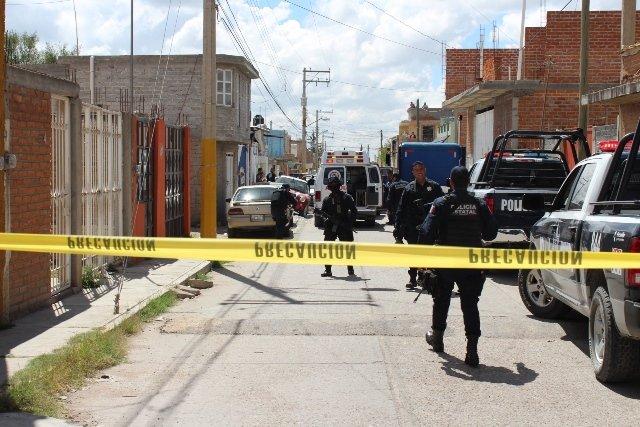 ¡Un sujeto fue ejecutado y otro herido a balazos en Zacatecas!
