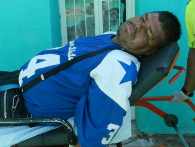 ¡Hombre alcoholizado trató de quitarse la vida tomando veneno para ratas en Aguascalientes!