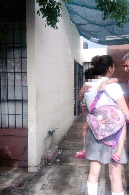 ¡Policías municipales localizaron a 2 niñas extraviadas en Aguascalientes!