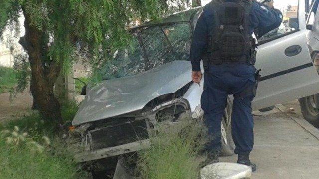 ¡Tras una persecución, METROPOL detuvo a 3 sicarios en Guadalupe, Zacatecas!