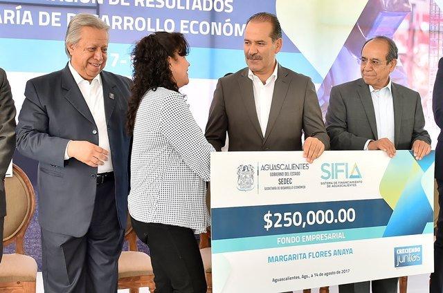 ¡Anuncia gobernador 32 nuevos proyectos de inversión que generarán cinco mil nuevos empleos!